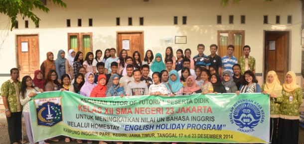 Homestay English Holiday Program